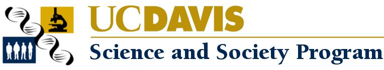 UC Davis Science and Society Program